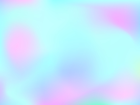 Abstract blurred gradient mesh background. Colorful smooth banner template.Trendy creative vector. Intense blank Holographic spectrum gradient for cover. Illustration
