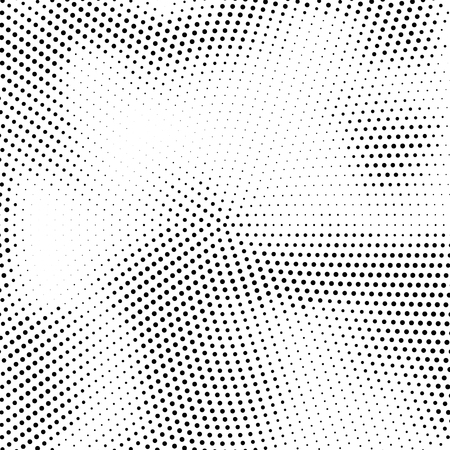 Grange halftone texture of black and white dots. Abstract grange halftone texture. Black and white minimal abstract background.