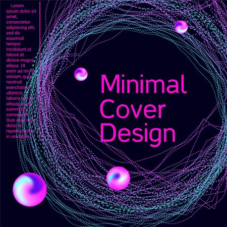 Poster for cover design. Abstract flyer design background.  Modern abstract music backgrounds. Sound flyer to create a fashionable abstract cover, banner, poster, booklet.