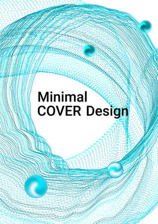 Minimum vector coverage. Modern abstract background.   Creative fluid colors backgrounds.