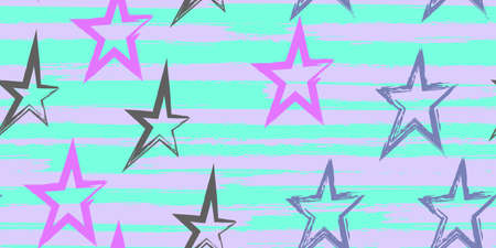 Modern illustration for wrapping paper design. Wallpaper wrapping paper textile print.