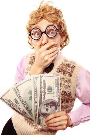 banking problems: Greedy nerd