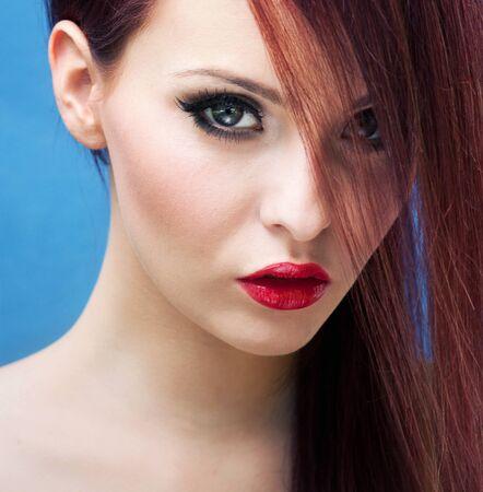 Stylish portrait of a stunning woman Stock Photo - 16740093
