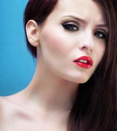 Portrait of a stunning girl Stock Photo - 16740090
