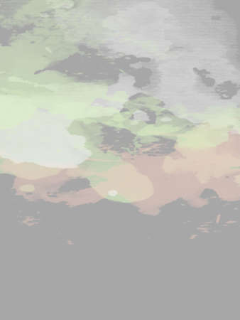 Pink watercolor background. Delicate texture. Idea for design. Free place.