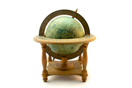 old globe Stock Photo - 10107993