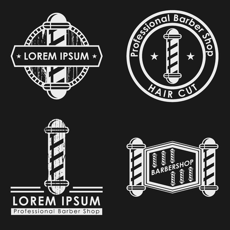 Barbershop Logo Design Perfect For Your Project