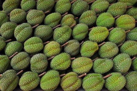 fruta duri�n Foto de archivo