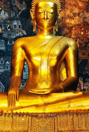 master buddha statue in Thailand