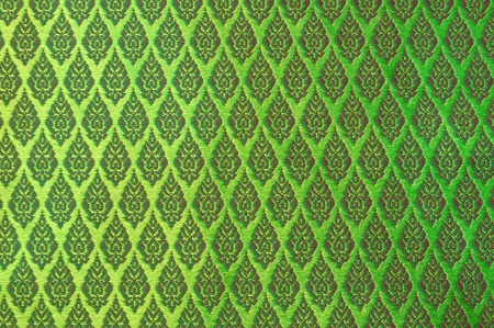 folk art: Thai silk pattern