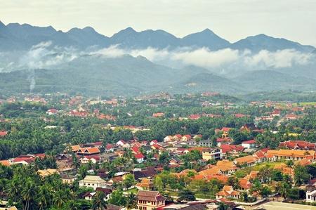 Luang pra bang, the heritage land of Laos