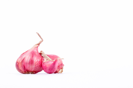 ingredient: Shallots are cooking ingredient Stock Photo