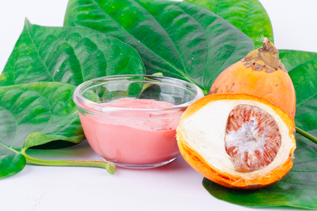 Betel nut, red lime and betel
