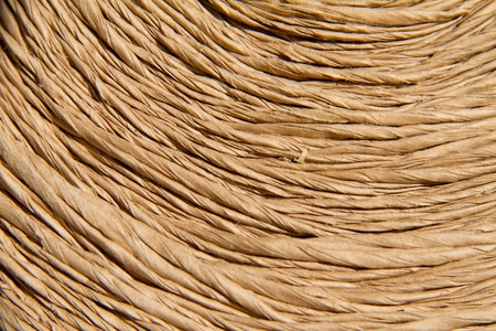 texture twisted: Spool of paper string