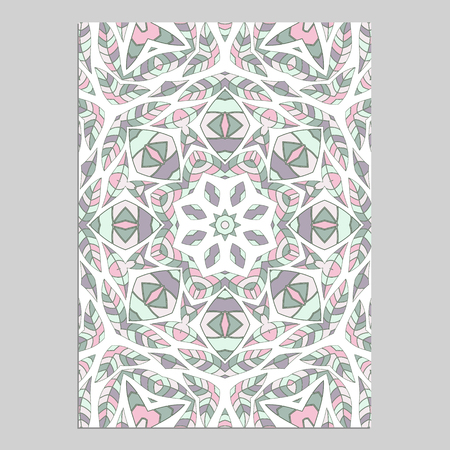 Template for greeting and business cards, brochures, covers= on gray background.