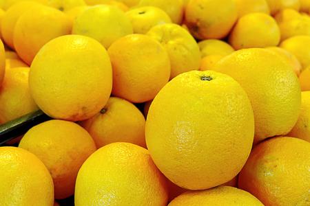 friut: Navel Orange, Group of Friut, Navel orange in market