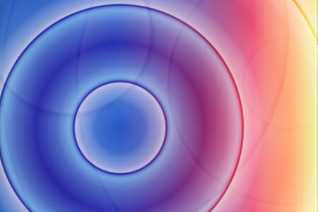 full color: Full color circle abstract background, Disk color background