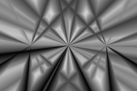 ray pattern abstract background. full color moving pattern background. Stock Photo