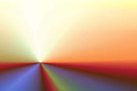 brilliancy: ray pattern abstract background. full color moving pattern background. Stock Photo