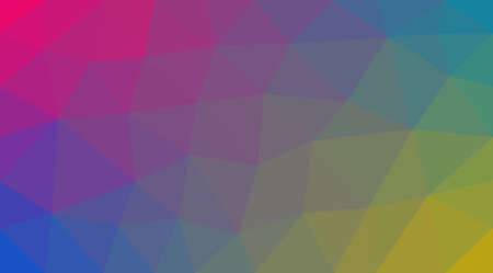 Abstracts Full Color Pattern Vector Background 向量圖像