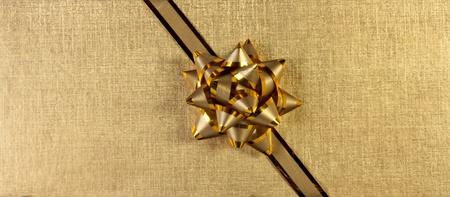 golden gift Stock Photo - 9818906