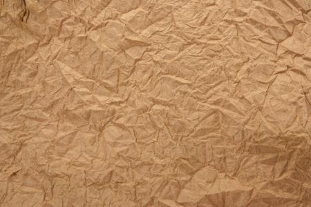 wrinkled paper: oud gekreukeld papier
