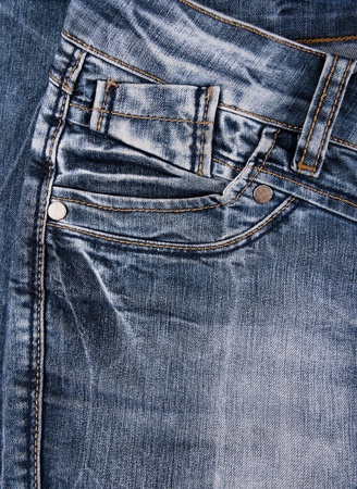 worn jeans Stock Photo - 11396896