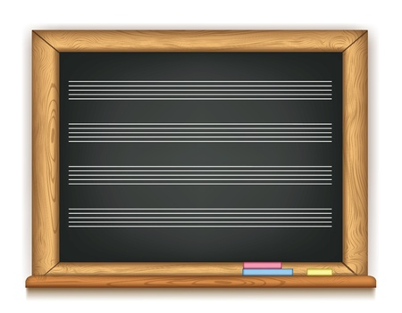 Music Board  Vector