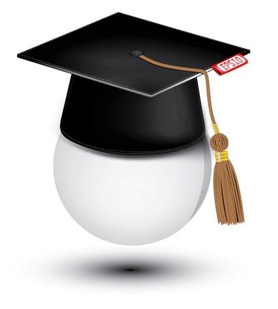 licenciatura: Graduaci�n de la tapa