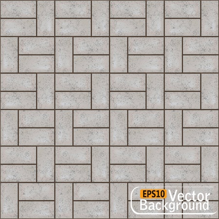 pavement: Pavement. Illustration