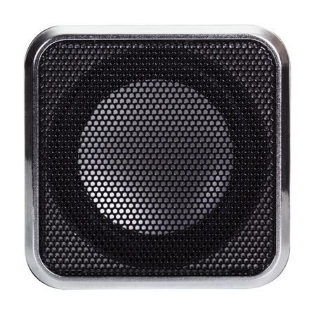 reverb: Speaker close up