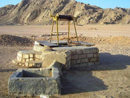 shaft: shaft in the desert