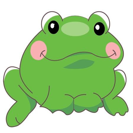 baby animal cartoon: Illustration - Frogstomp