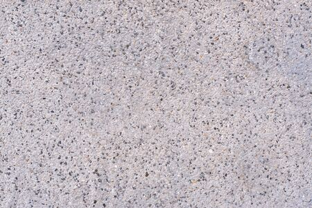 Gravel wall  with a covering of small stone chips Stok Fotoğraf