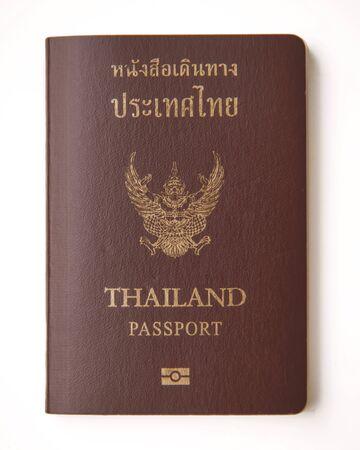 Passeport Thaïlande