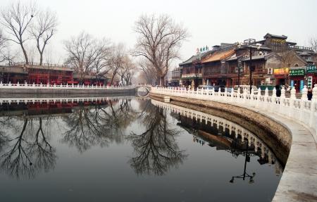 Beijing Shichahai lake,Beijing Travel photo
