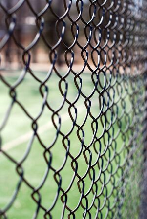 Chain link fence Stock Photo - 14209678