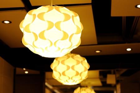 Beautiful chandelier photo