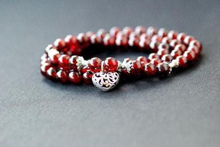 garnet: Garnet jewelry