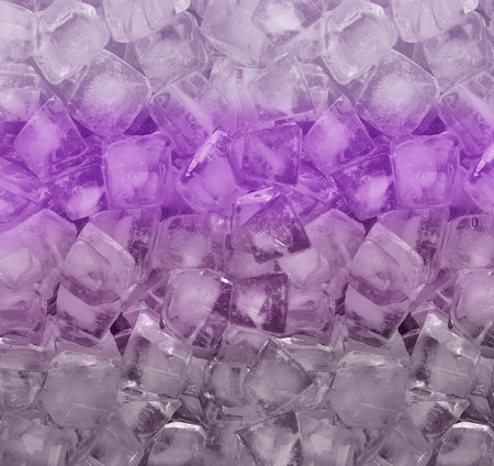 refrigerate: background with ice cubes