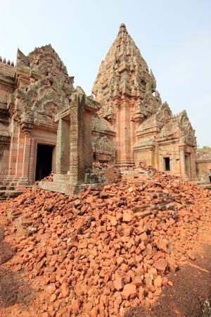 historic site: Historic site in Thailand  Stock Photo