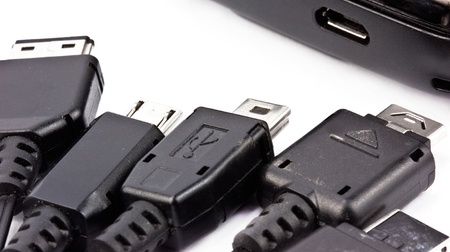 Cellphone usb charging plugs with keyboard mobile