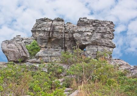 rocks on the mountain Stock Photo - 12868154
