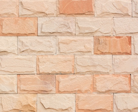 Close up brick-wall for use texture or background Stock Photo