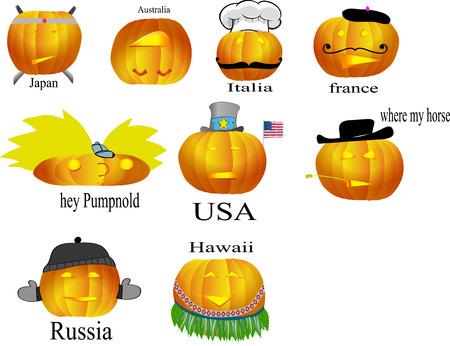 pumpkin patch: international pumpkins for you