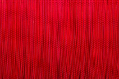 빨간색 대나무 매트 질감 또는 배경 스톡 콘텐츠