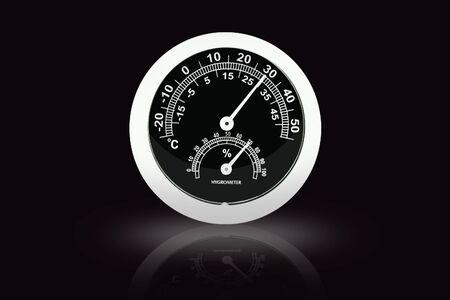 hygrometer: hygrometer
