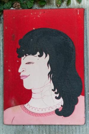 Woman Toilet sign photo