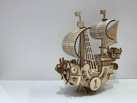 Pirate ship 스톡 콘텐츠