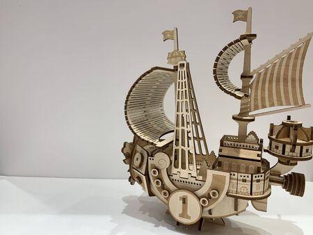 Pirate ship Caribbean vessel